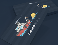 Tugboat Digital (Branding)