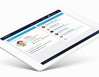 CheeksUp Web Platform for Speech Therapists