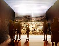 Holy Sepulchre exhibition visualisation - Platige Image
