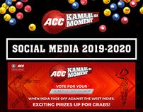 Social Media | 2019-20 - ACC Limited