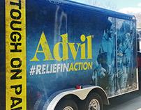 Advil Relief in Action