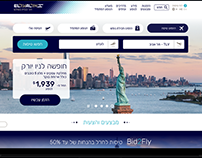 ELAL Israel Airlines New digital Branding