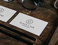 Black & Tan logotype