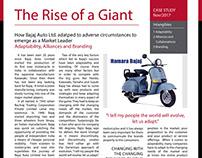 The Power of Intangibles : Bajaj Auto Ltd. Case Study