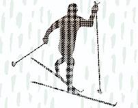 Camping Aín Jaca Winter '15 Web Banner Campaign