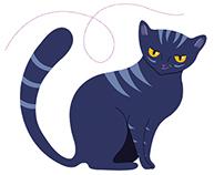 Logo Design - Allycatz
