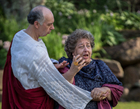 Vermont Shakespeare Festival - Julius Caesar - 2016