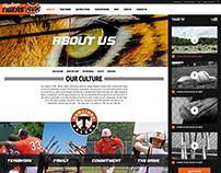 Rawlings Tigers Website