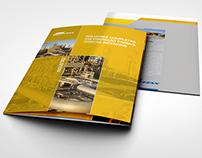 Folder Unifrax - Indústria