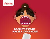Preethi Appliances - Posters