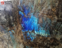LEMURAIN BLUE GRANITE