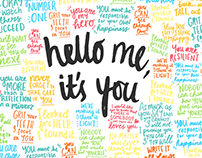 Hello Me, It's You