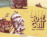 Ops. Ad leaflet. ( R2D2 will fix anything)