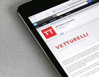 Vetturelli S.A. Visual Identity