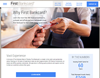 First Bankcard | Website Redesign