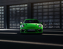 Porsche 911 GT3 RS | Photography by Lisa Linke