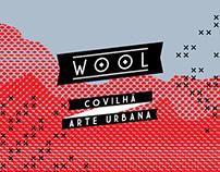 WOOL - Covilhã Arte Urbana 2017