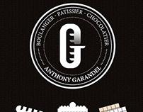 Création d'un logo pour le compte d'un boulanger.