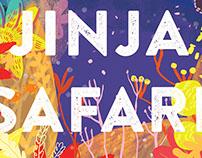 Jinja Safari Poster