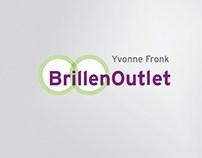 Optikerin Yvonne Fronk Logo