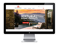 Delta Stone Website