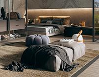Master bedroom view2