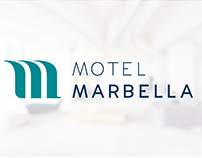 Motel Marbella - Identidad Gráfica