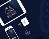 Lucy Baker - Logo Design & Brand Development