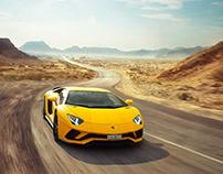 Lamborghini Aventador -S