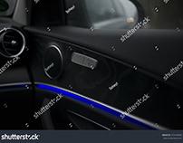 Luxury Car Interior 1