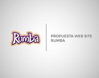 Propuesta Web Site Rumba