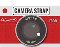 Papagena Camera Strap