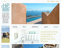 Web design Hipawayvillas