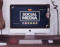 Social Media - 2016 / 2017