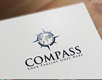 Compass | Logo Template