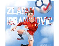 Ilustra - Zlatan