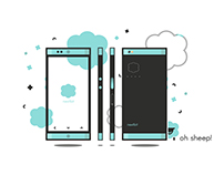 Nextbit icon design