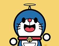 Tributo a Doraemon