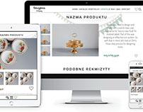 Rekwizytornia & Company Website