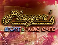 Player's Sport & Music Café