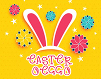 Easter egg font