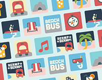 Beach Bus | Visual Identity
