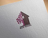 house holding company logo