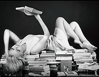 Wrapped up in books