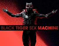Black Tiger Sex Machine | Tour Visuals 2020