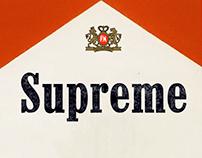 Marlboro x Supreme