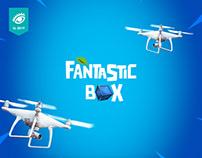 Fanta - Fantastic Box | Nuevos Talentos 2019