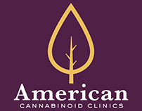 American Cannabinoid Clinics Branding