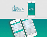 Mobile application for ZENIT BANKING GROUP