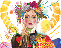 Fiesta CD booklet art